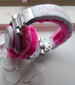 Scullcandy Kopfhörer TI Pink Fur