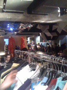 American Apparel Rummage Sale@WMF Berlin