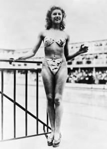 Der erste Bikini (1946)