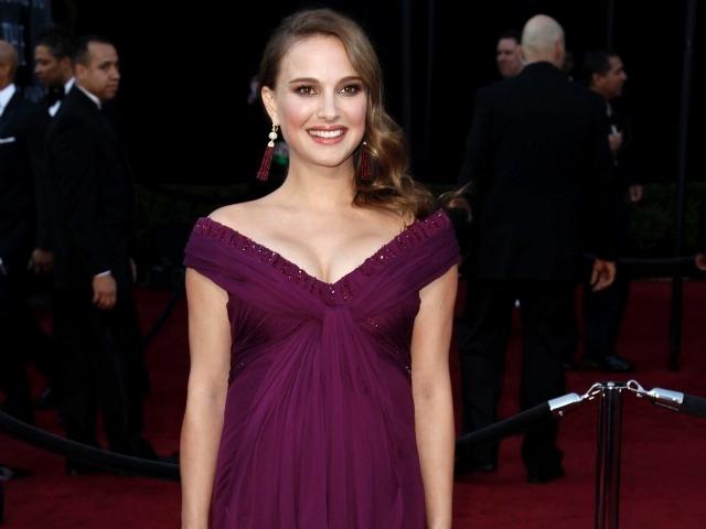 Oscar-Gewinnerin Natalie Portman