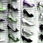 Modische High Heels